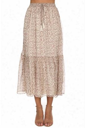 Zimmermann Cavalier Gathered Skirt