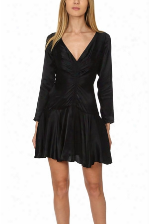 Zimmermann Ruched Mini Dress