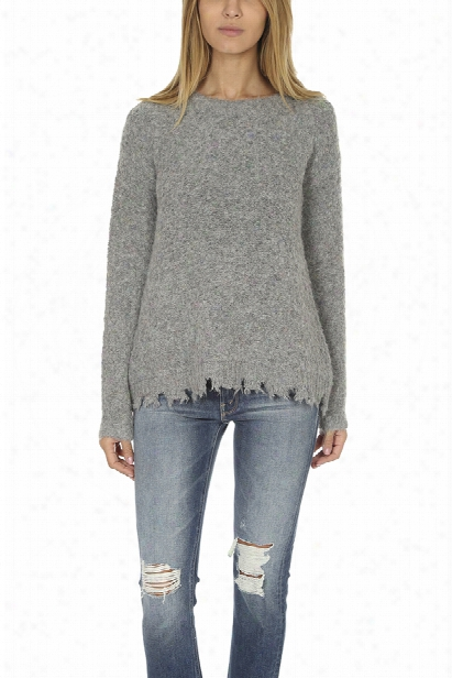 Atm Alpaca C Rewneck Sweater