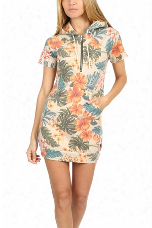 Aviator Nation Kauai Hoody Dress
