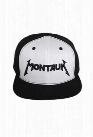 Blue&cream Montauk Hat