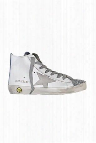 Golden Goose Francy High Top Sneaker