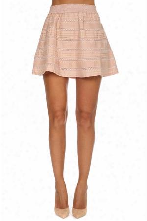 Loveshackfancy Mirabelle Skirt