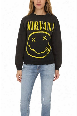 Madeworn Nirvana Fleece Sweatshirt
