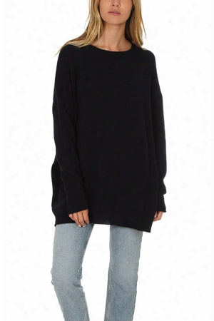 Majestic Filatures Oversized Sweater