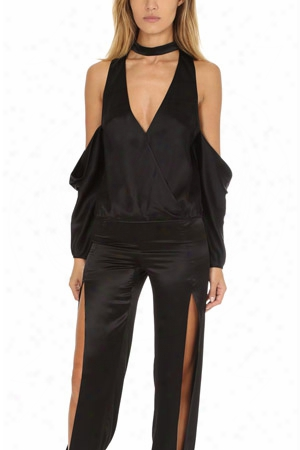 Michelle Mason Drop Shoulder Blouse