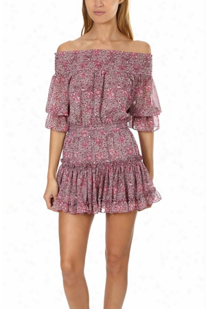 Misa Los Angeles Castellar Dress