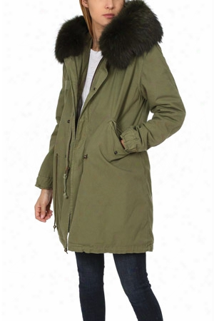 Mr & Mrs Italy Army Parka