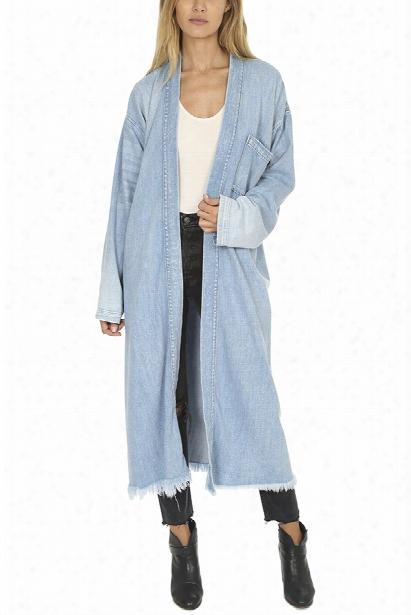 Nsf Waverly Kimono
