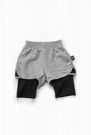 Nununu One On One Shorts