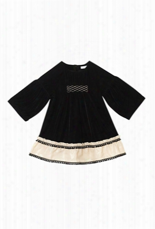 Oaks Of Acorn Black Swan Winona Dress