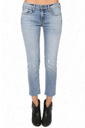 Rag & Bone/jean Ankle Dre Jean