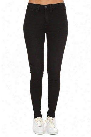 Rag & Bone/jean High Rise Skinny