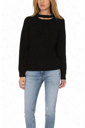 Rag & Bone/jean Tori Crewneck Sweater
