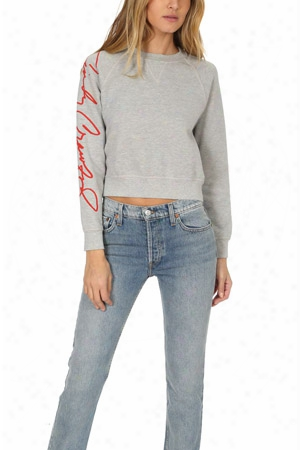Re/done Classic Cindy Sweatshirt