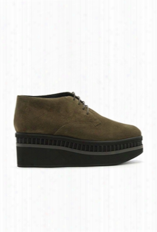 Robert Clergerie Limmy Wedge Loafer