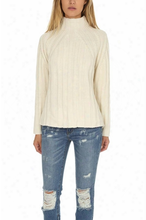 Sea Wool Turtleneck Sweater