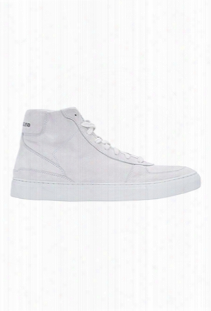 Stone Island High Top Sneaker