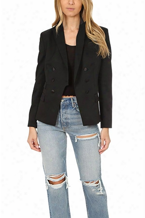 The Kooples Double Breasted Jacket