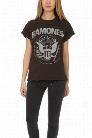 MadeWorn Ramones Glitter Tee