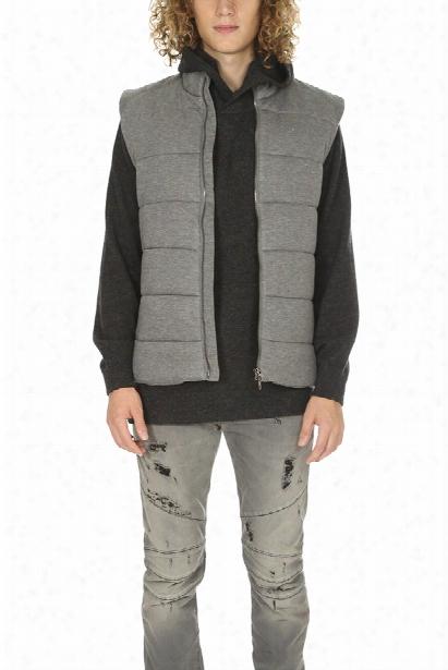 Wheelers.v Avro Puffer Vest