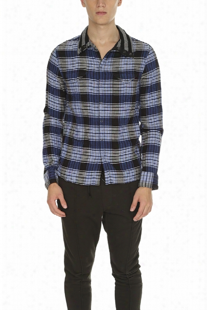 Yigal Zrouel Flannel Shirt