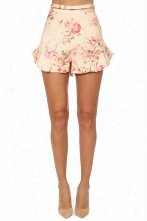 Zimmermann Corsair Flutter Short