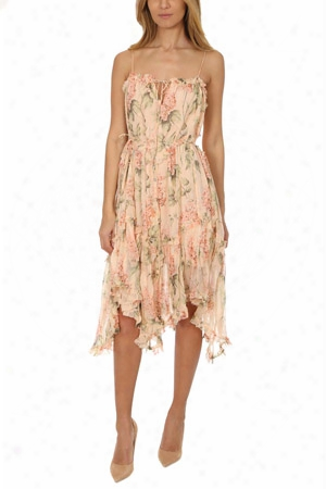 Zimmermann Prima Hydrangea Floating Dress
