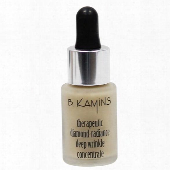B. Kamins Diamond Radiance Deep Wrinkle Concentrate