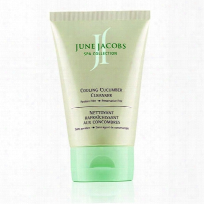 June Jacobs Cooling Cucumber Cleanser