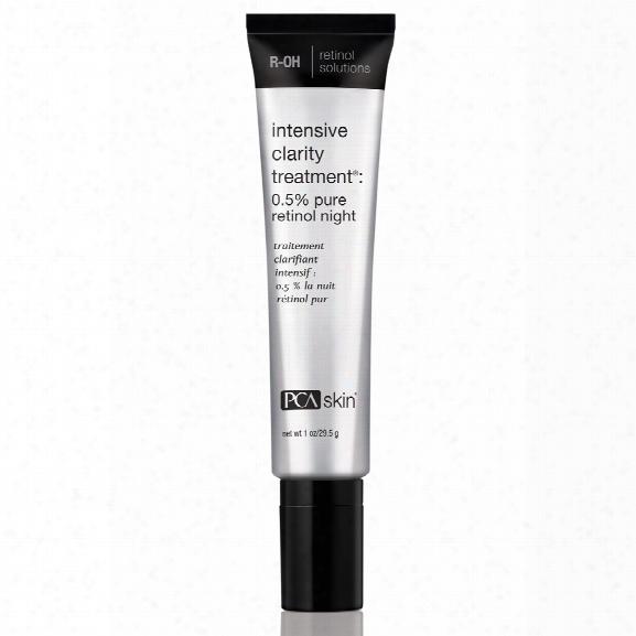 Pca Skin Intensive Clarity Treatment 0.5% Pure Retinol Night