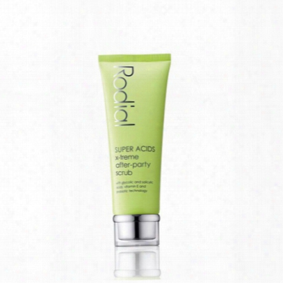 Rodial Super Acids After Party Scrub