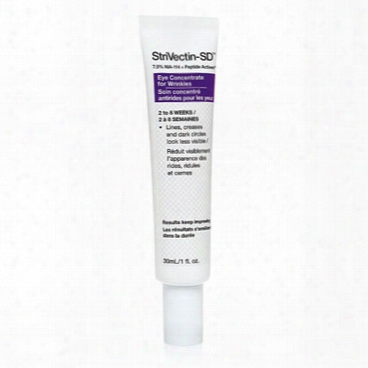 Strivectin-sd Intensive Eye Concentrate For Wrinkles
