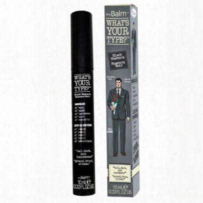 Thebalm What's Your Type? Tall, Dark, And Handsome Mascara