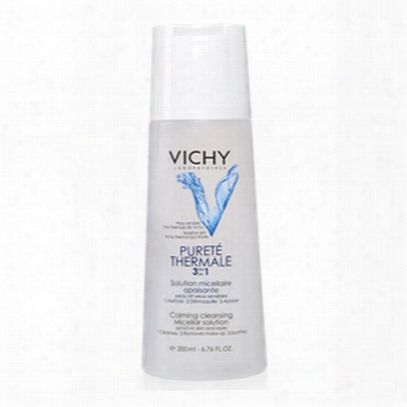 Vichy Purete Thermale 3-in-1 One Step Micellar Cleansing Solution