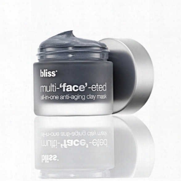 Bliss Multi-'face'-eted All-in-one Anti-aging Clay Maask