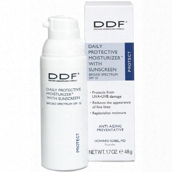 Ddf Daily Protective Moistudizer Spf 15