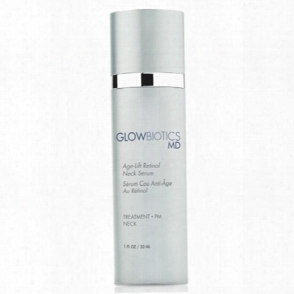 Glowbioticsmd Age-loft Retinol Neck Serum