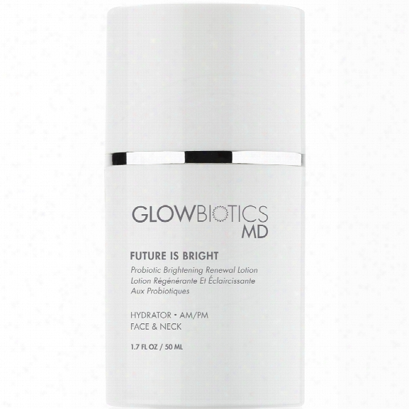 Glowbioticsmd Probiotic Brightening Renewal Lotion