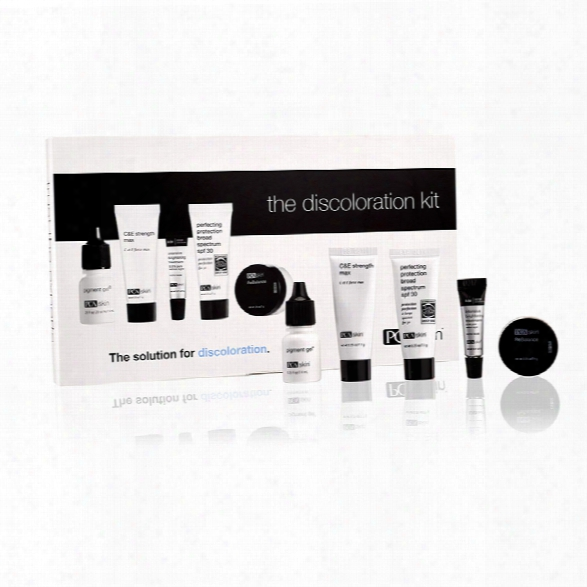 Pca Skin The Discoloration Kit