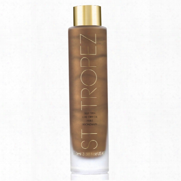 St Tropez Self Tan Luxe Dry Oil
