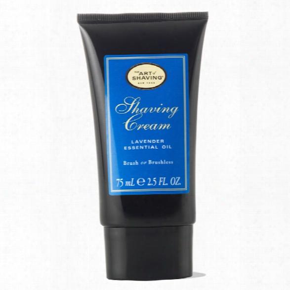 The Art Of Shaving Shaving Cream Tube - 2.5oz