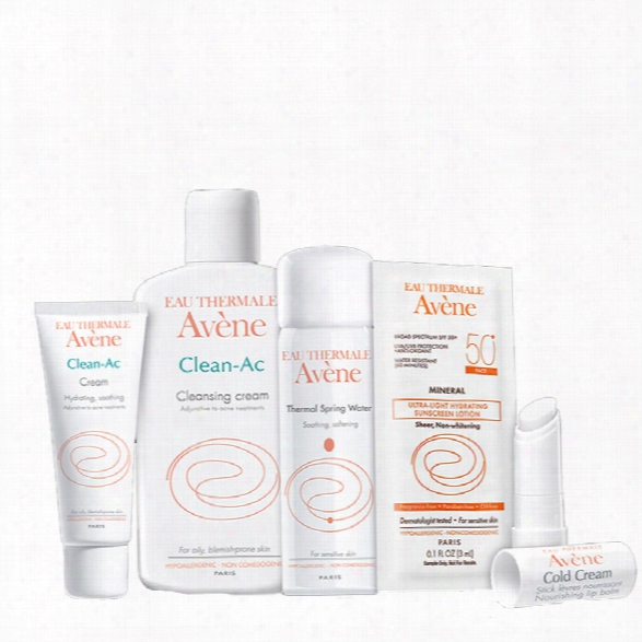 Avene Clean -ac Revival Kit