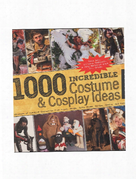 1000 Incredible Costume & Coplay Ideas Each