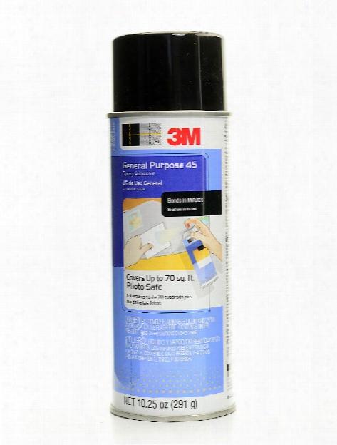 # 45 General Purpose Adehsive Spray 10.25 Oz. Can