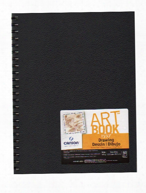 Art Book Field Drawing Books 7 In. X 10 In. 60 Sheets