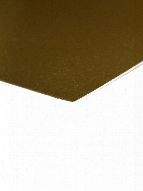 Berkshire Mat Board Smooth Black 32 In. X 40 In. White Core