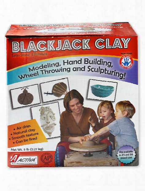 Blackjack Clay 5 Lb.