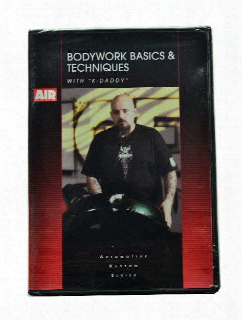 Bodywork Basics Dvd Each