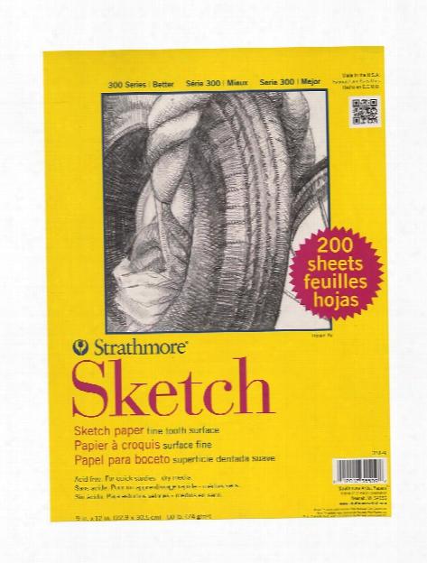 Class Packs Sketch 9 In. X 12 In.